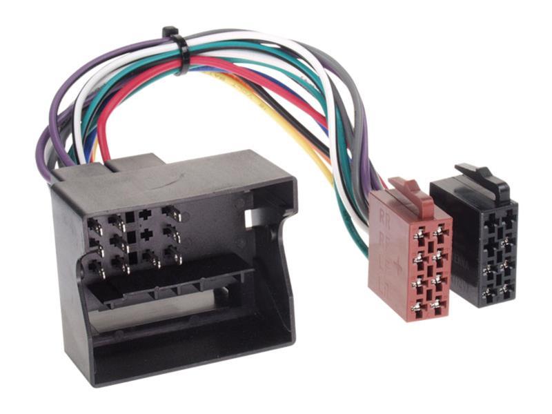JVC-Auto-Radio-DAB-2-DIN-Antenne-fuer-BMW-X5-E53-2000-09-2006-schwarz