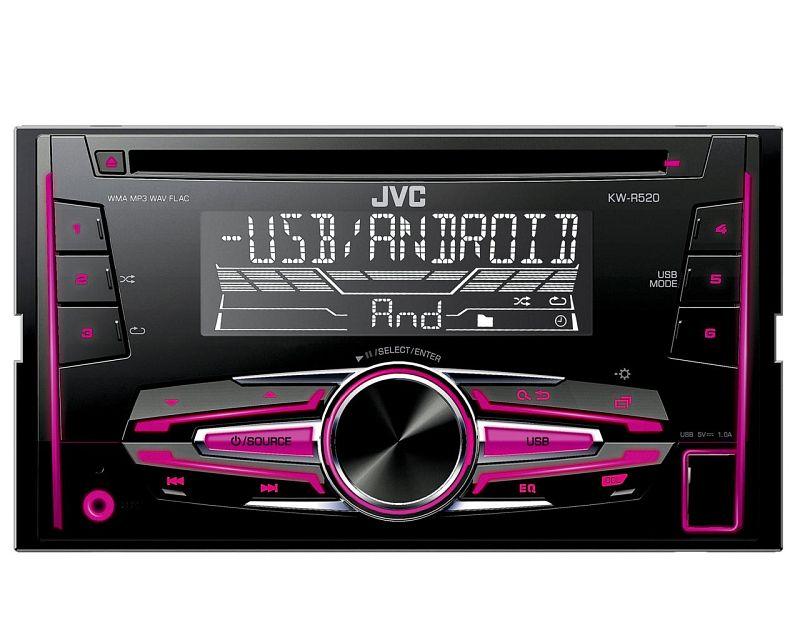 JVC kwr520 radio 2din para alfa 159 2005-2011 con OEM Navi 939