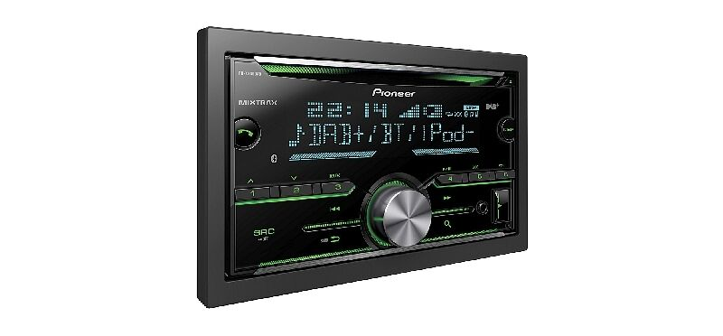 Pioneer-Radio-DAB-2-DIN-Antenne-fuer-Peugeot-Expert-Partner-ab-2007-sw