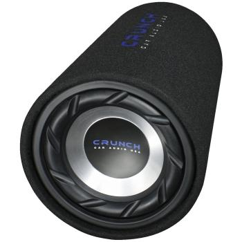 Crunch Tube - Subwoofer Bassrolle GTS-250 / 250 Watt