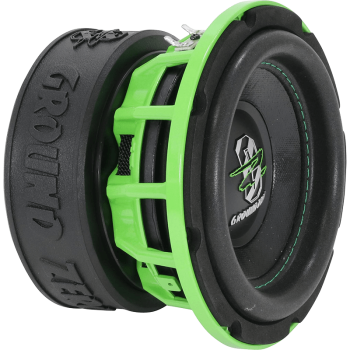 Ground Zero GZHW16SPL 16 cm. SPL Subwoofer Green Edition 1000 Watt