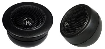 Hifonics Titan TS6.2T Tweeter-Set 25 mm 250 Watt