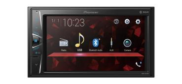 Pioneer DMH G220BT Radio Multimedia 2 DIN